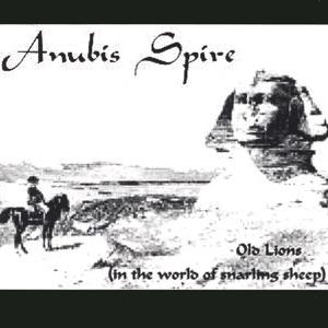 Anubis Spire - Gone West