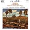 Janacek Danube Moravian Dances Suite Op 3