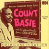 Count Basie, Vol. 2 (1954) ジャケット写真