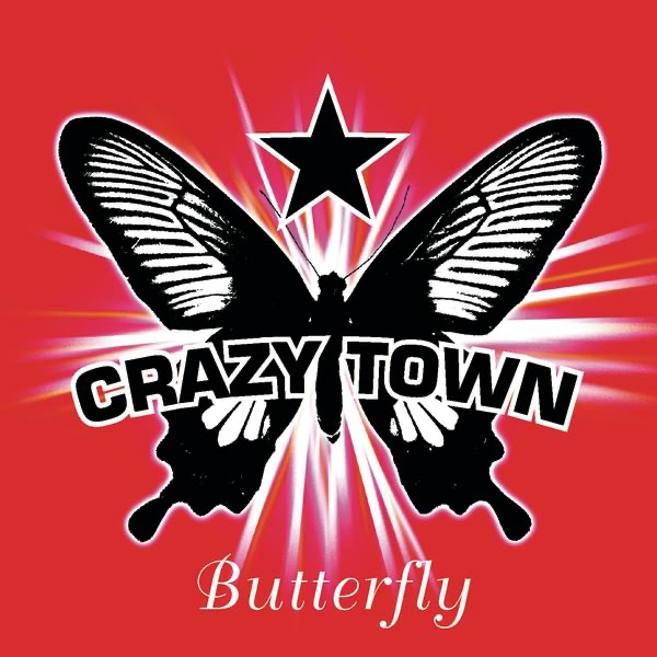 Crazy Town mit Butterfly