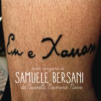 Samuele Bersani - En e Xanax artwork