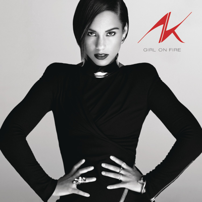 Girl On Fire (feat. Nicki Minaj) [Inferno Version] - Alicia Keys song