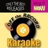 Off the Record Karaoke - Honestly (In the Style of Zwan) [Karaoke Version]
