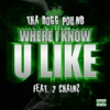 Where I Know U Like feat 2 Chainz Single