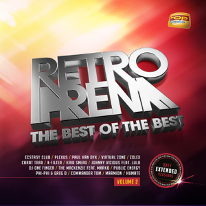 Various Artists - Topradio - Retro Arena - The Best of the Best - 2