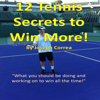 Joseph Correa - 12 Tennis Secrets to Win More: What You Should be Doing and Working on to Win All the Time (Unabridged) bild
