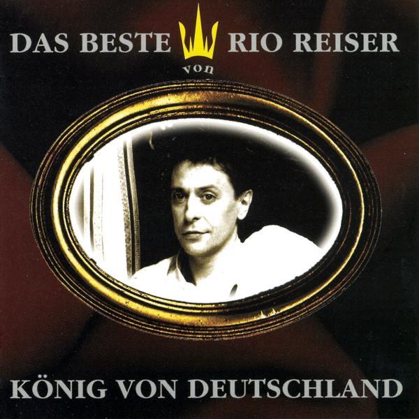 Rio Reiser mit König von Deutschland