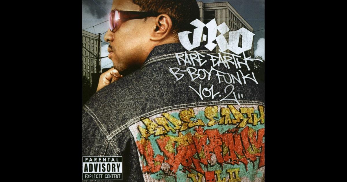 J-Ro - Rare Earth B-Boy Funk Vol.2
