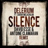 Silence David Esse Antoine Clamaran Remix Single