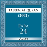 Taleem Al-Quran 2002-Para-24