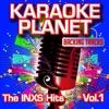 The Inxs Hits, Vol. 1 (Karaoke Planet) ジャケット写真