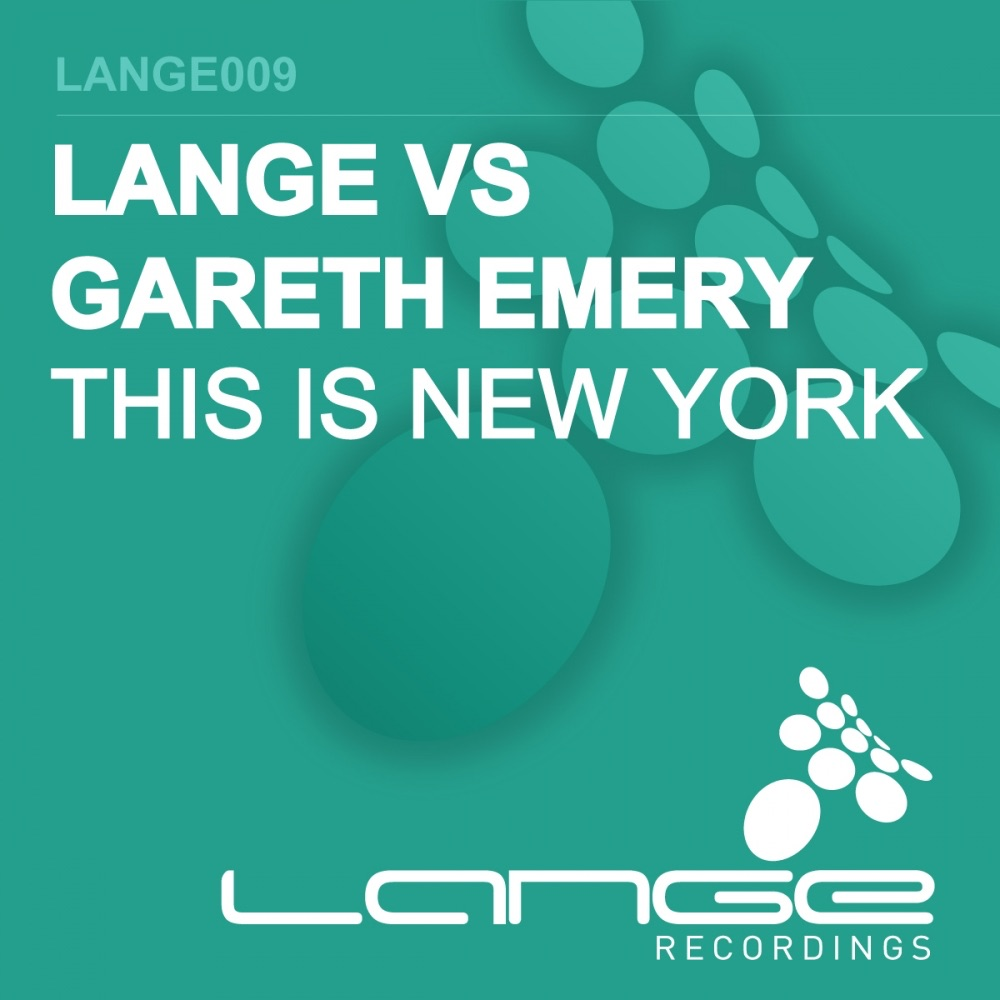 This Is New York / X Equals 69 (Lange vs. Gareth Emery) - Single