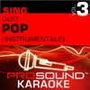 Sing Duet Pop Vol 3 Karaoke Performance Tracks