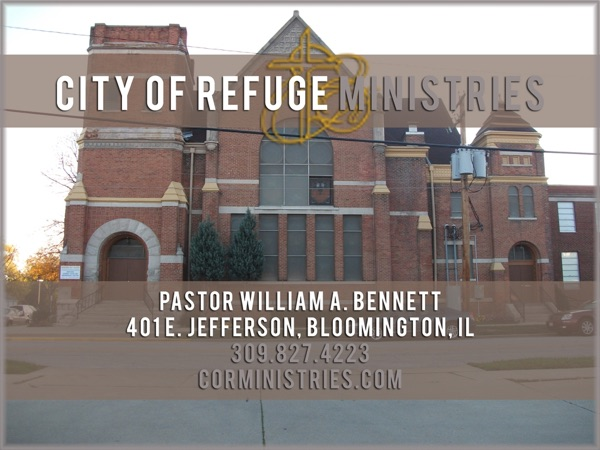 CORM Connection (City of Refuge Ministries)