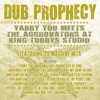 Dub Prophecy: Yabby You Meets the Aggrovators At King Tubby's Studio ジャケット写真