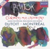 Bartók Concerto for Orchestra Music for Strings Percussion Celesta