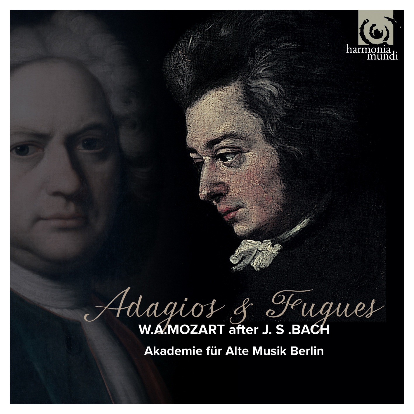 Adagio & Fugue in B Minor (After J.S. Bach, BWV 849)