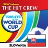 Tribute to the World Cup Slovakia