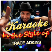This Ain't No Thinkin' Thing In The Style Of Trace Adkins [Karaoke Version]  Ameritz Karaoke Standards - Ameritz Karaoke Standards