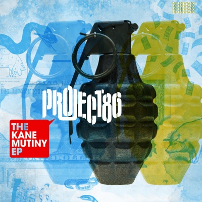 The Kane Mutiny - EP - Project 86