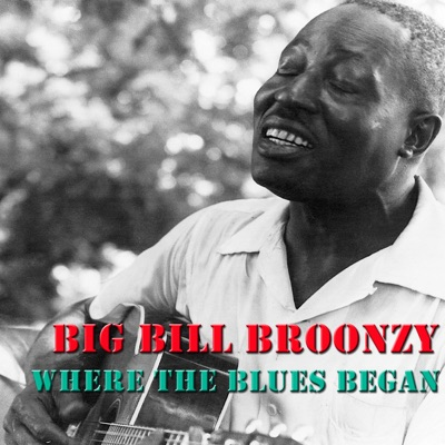 Where the Blues Began - Big Bill Broonzy