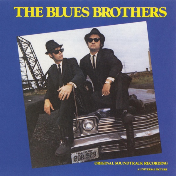 Think (feat. The Blues Brothers)