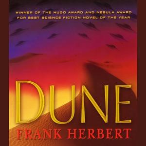Dune (Unabridged) - Frank Herbert audiobook, mp3