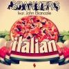 Italian - EP ジャケット写真