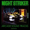 Night Striker Arcade Sound Tracks ジャケット写真