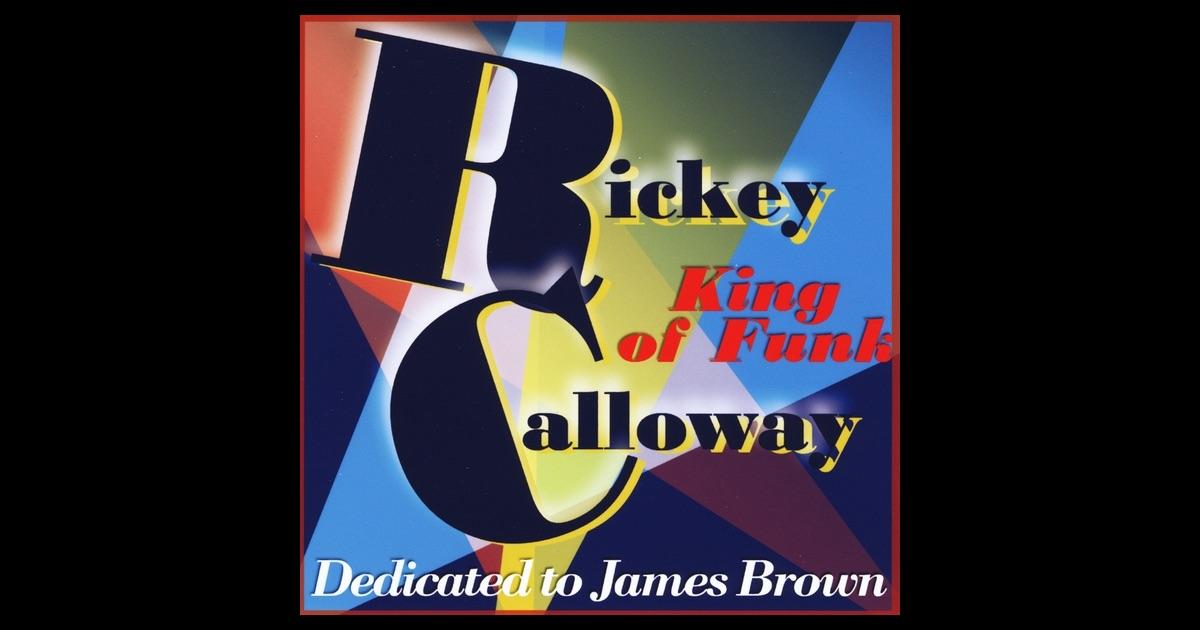 Rickey Calloway - Tell Me