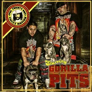 Gorilla Pits, San Quinn, Mistah F.A.B., P.S.D., B-Legit, Keak da Sneak, Turf Talk, Young Dru, Phenom, B-Luv, Haji Springer, 12-loc, Tone Bone & Pretty Black - Scrapin Remix
