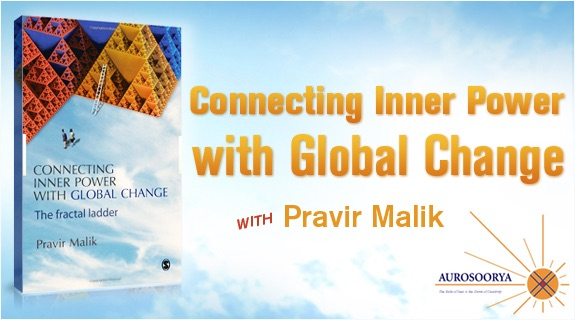 Connecting Inner Power With Global Change: The Fractal Ladder