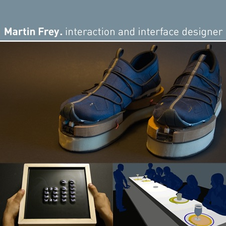 ::: Martin Frey.interaction and interface designer :::