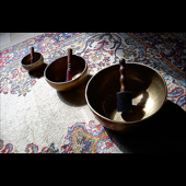 Tibetan Bowls Sound Massage (Massaggio Sonoro Con Campane Tibetane)