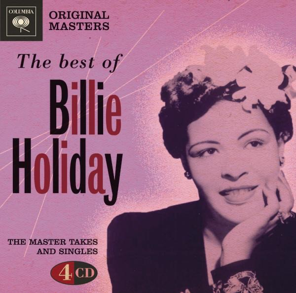 Billie Holiday - I Wished On The Moon
