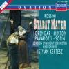 Rossini: Stabat Mater, Hans Sotin, István Kertész, London Symphony Chorus, London Symphony Orchestra, Luciano Pavarotti, Pilar Lorengar & Yvonne Minton