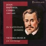 Josep Ramon Gil Tàrrega & Victoria Musicae - In Nativitate Domini: Nocturn II Responsori III a 12: Sancta Et Immaculata