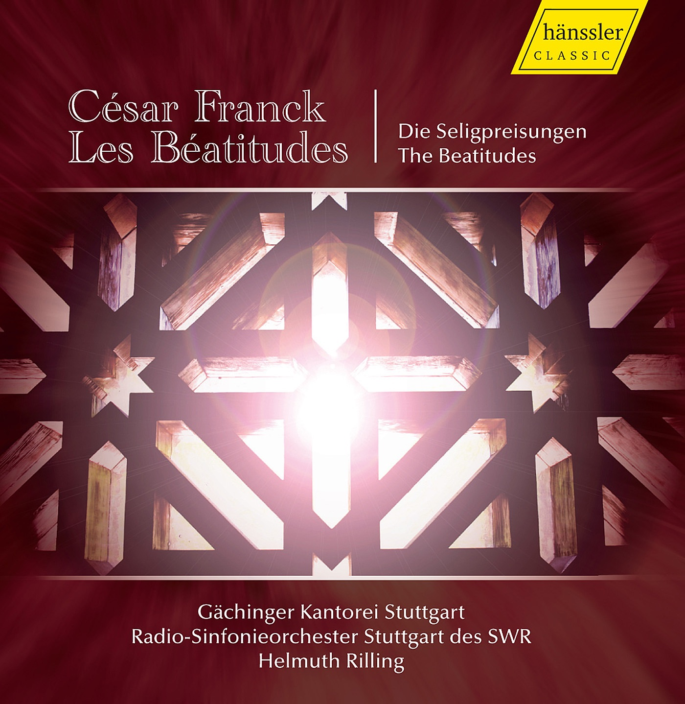 Les Beatitudes, M. 53: Beatitude No. 6. Selig, Die Reinen Herzens Sind (Blessed Are the Pure In Heart) (Bass, Tenor, Chorus, Baritone)