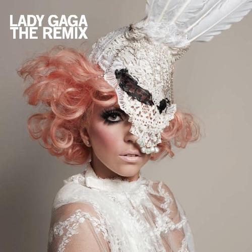 Lady Gaga - The Remix