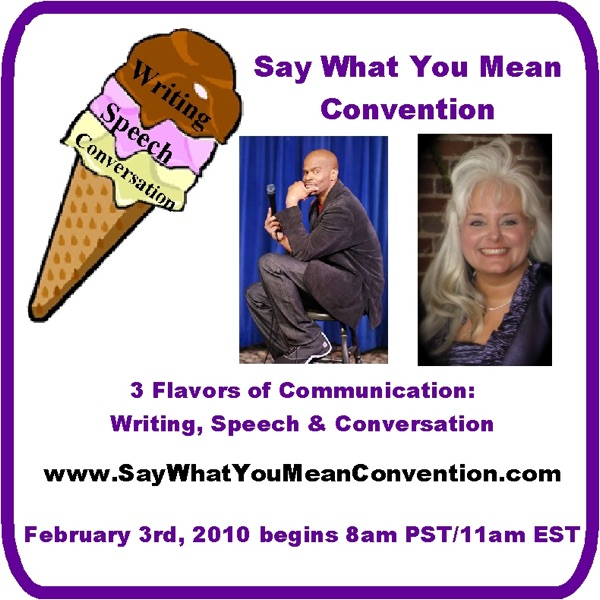 Say What You Mean Convention