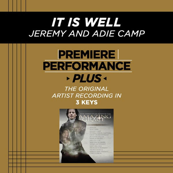 It Is Well (Premiere Performance Plus Track) - EP