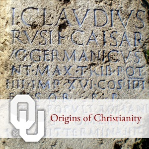 The Origins of Christianity by Kyle Harper