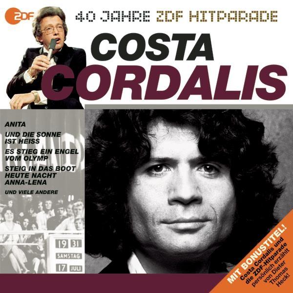 Costa Cordalis mit Anita
