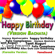 Happy Birthday (Karaoke Bachata Version) - Famasound