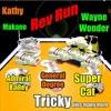 Rev Run - It's Tricky (feat. Kathy Phillips)