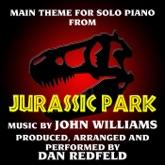 Jurassic Park - Main Theme for Solo Piano - Single