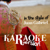 Karaoke in the Style of Juan Gabriel