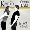 6 Foot 7 Foot (Live) - Single, Karmin