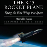 Download The X-15 Rocket Plane: Flying the First Wings into Space  (Unabridged) Audio Book