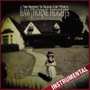 The Silence In Black and White (Instrumental), Hawthorne Heights